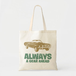 1967 Ford Mustang Convertible Budget Tote Bag