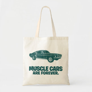 1967 Ford Mustang Fastback Budget Tote Bag