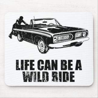 1967 Plymouth Barracuda Mouse Mat