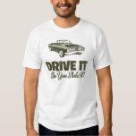 1967 Plymouth Barracuda T Shirts