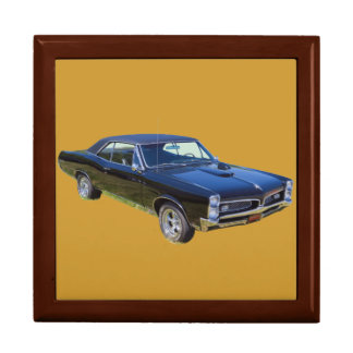 1967 Pontiac GTO Muscle Car Gift Box
