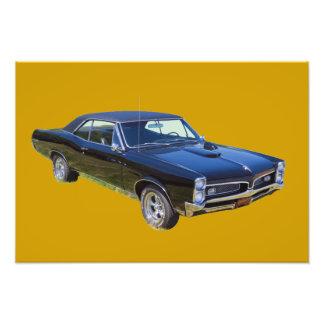 1967 Pontiac GTO Muscle Car Photo