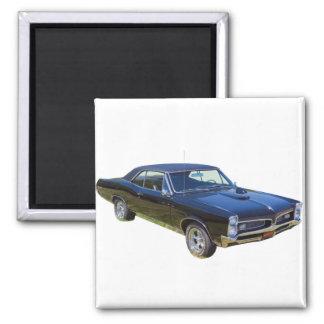 1967 Pontiac GTO Muscle Car Refrigerator Magnet