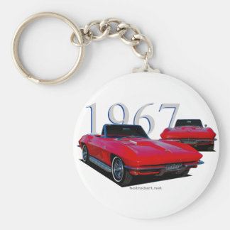 1967 Roadster Keychains