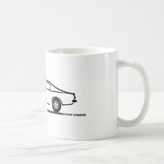 1968 1969 Plymouth Barracuda Coffee Mug