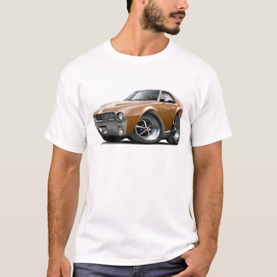 1968-69 AMX Brown-White Car T-Shirt