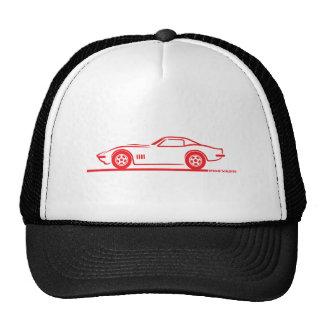 1968-69 Corvette Cap