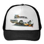 1968-69 El Camino White Truck Mesh Hats