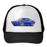 1968-69 GTO Blue Car Mesh Hat