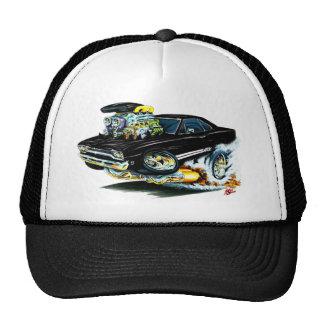 1968-69 Plymouth GTX Black Car Hats