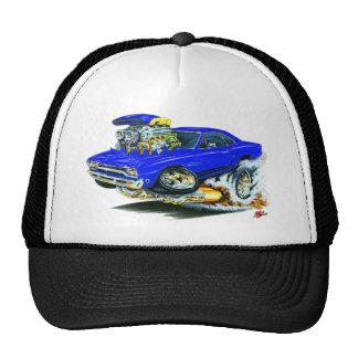 1968-69 Plymouth GTX Blue Car Hats