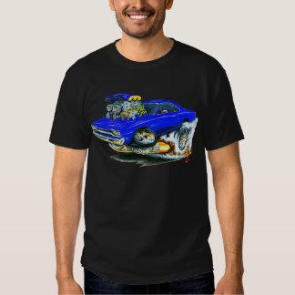 1968-69 Plymouth GTX Blue Car Shirts