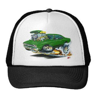 1968-69 Plymouth GTX Green Car Hat