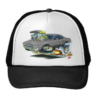 1968-69 Plymouth GTX Grey Car Hat