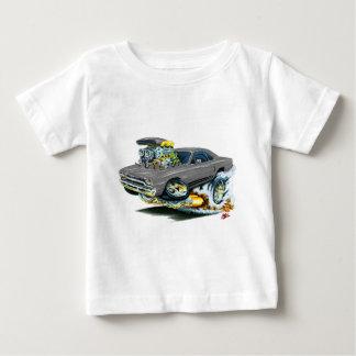 1968-69 Plymouth GTX Grey Car T-shirts