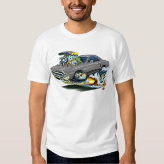 1968-69 Plymouth GTX Grey Car Tee Shirts