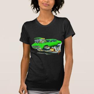 1968-69 Plymouth GTX Lime Car T Shirt