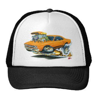 1968-69 Plymouth GTX Orange Car Cap