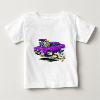 1968-69 Plymouth GTX Purple Car Baby T-Shirt