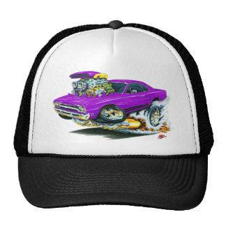 1968-69 Plymouth GTX Purple Car Hats