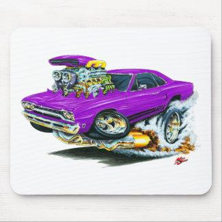 1968-69 Plymouth GTX Purple Car Mousepads