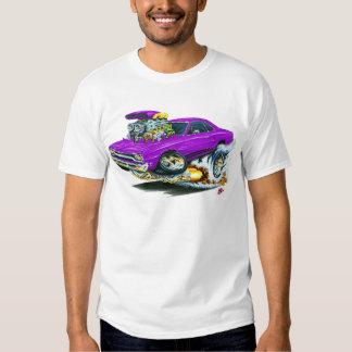 1968-69 Plymouth GTX Purple Car T Shirt