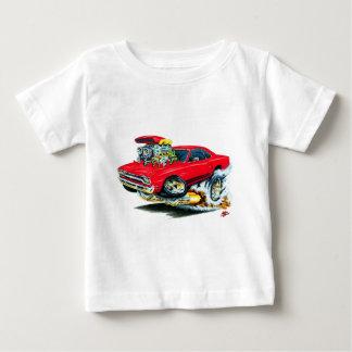 1968-69 Plymouth GTX Red Car Baby T-Shirt