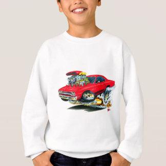1968-69 Plymouth GTX Red Car Sweatshirt