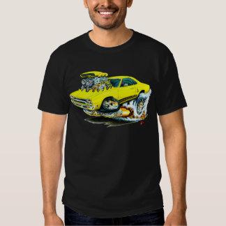 1968-69 Plymouth GTX Yellow Car T-shirt