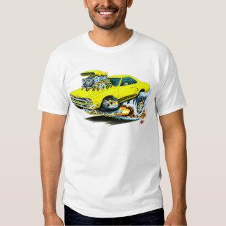 1968-69 Plymouth GTX Yellow Car Tees