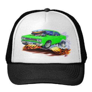 1968-69 Roadrunner Lime Car Cap