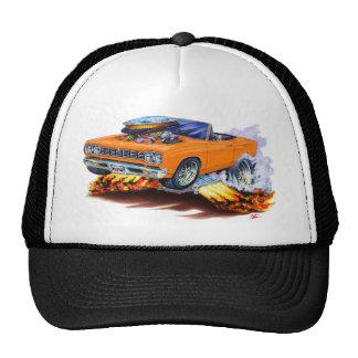 1968-69 Roadrunner Orange Convertible Cap
