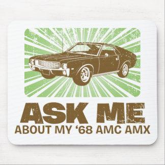 1968 AMC AMX MOUSE PADS
