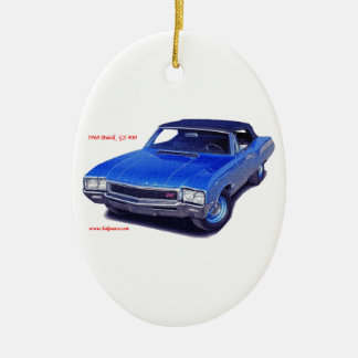 1968 Buick GS 400 Christmas Ornament