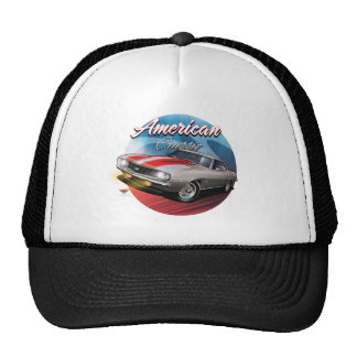 1968 Camaro SS Classic hat