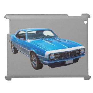 1968 Chevrolet Camaro 327 Muscle Car Cover For The iPad