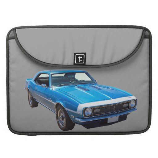 1968 Chevrolet Camaro 327 Muscle Car Sleeve For MacBook Pro