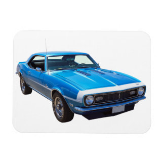 1968 Chevrolet Camaro 327 Muscle Car Magnet