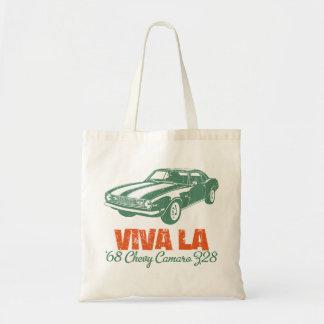 1968 Chevrolet Camaro Z28 Budget Tote Bag