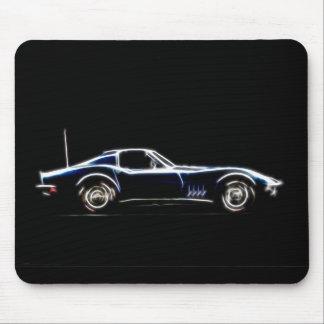 1968 Chevrolet Corvette Mousepad