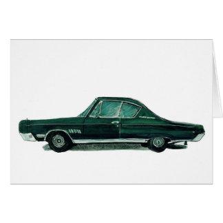 1968 Chrysler 300 Greeting Card