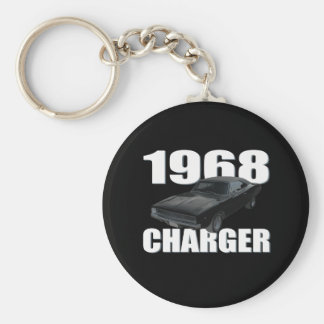 1968 dodge charger rt key ring