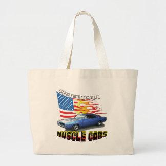 1968 Dodge Charger Jumbo Tote Bag