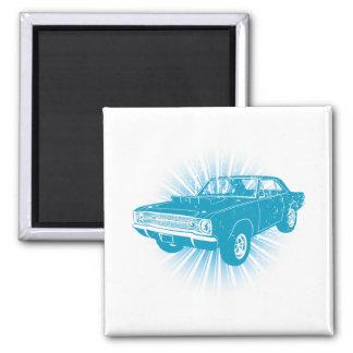 1968 Dodge Hurst Hemi Dart Fridge Magnet