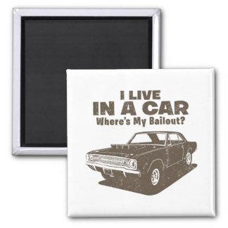 1968 Dodge Hurst Hemi Dart Magnet