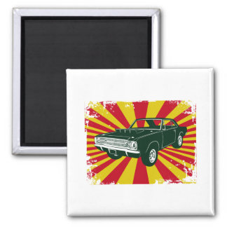 1968 Dodge Hurst Hemi Dart Magnets