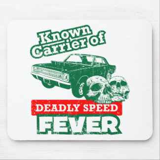 1968 Dodge Hurst Hemi Dart Mouse Pad