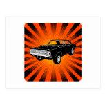 1968 Dodge Hurst Hemi Dart Post Cards