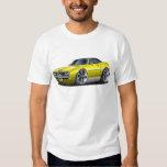1968 Firebird Yellow-Black Car T Shirt