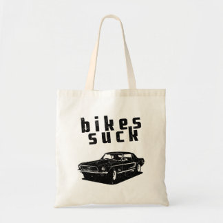 1968 Ford Mustang Coupe Tote Bags